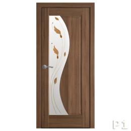 Дверное полотно Эскада золотая ольха Р