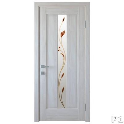 Дверное полотно Премьера ясень