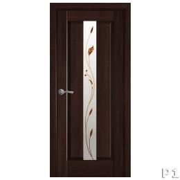 Дверное полотно Премьера каштан