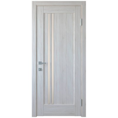 Дверное полотно Делла ясень new