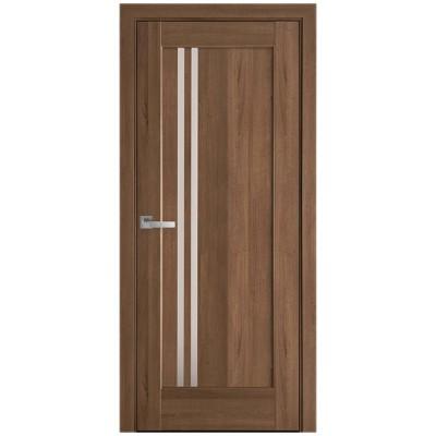 Дверное полотно Делла золотая ольха