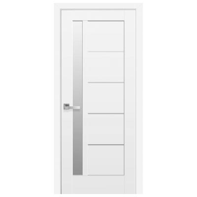 Дверное полотно Грета белый матовый