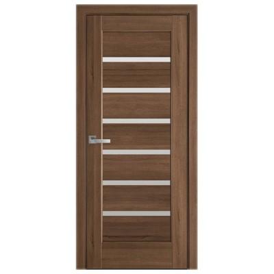 Дверное полотно Линнея золотая ольха коллекция Ностра