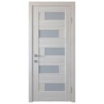 Дверное полотно Пиана ясень NEW