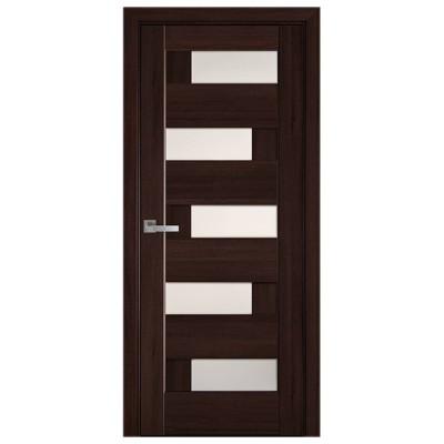 Дверное полотно Пиана каштан