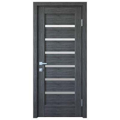 Дверное полотно Линнея Grey New