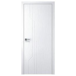 Дверное полотно Базис X-белый