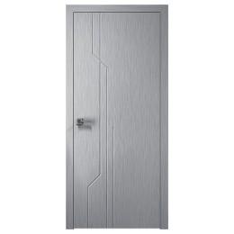 Дверное полотно Базис X-серый