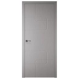 Дверное полотно Кубо X-хром