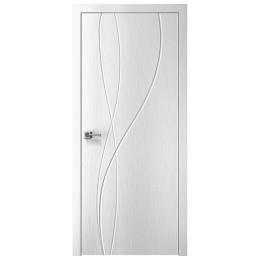 Дверное полотно Миди X-белый