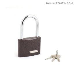 Замок навесной Avers PD-01-50-L