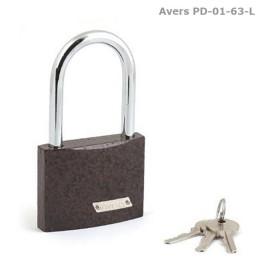 Замок навесной Avers PD-01-63-L