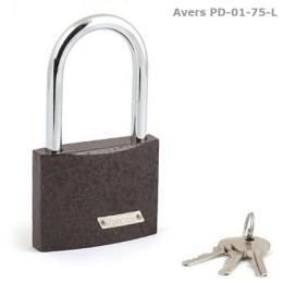 Замок навесной Avers PD-01-75-L