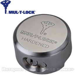 Замок Mul-T-Lock Hockey Puck