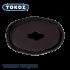 Навесной замок Tokoz 112/50 3 ключа