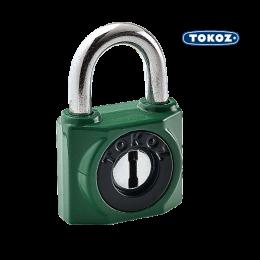 Замок Tokoz 800/40 2 ключа