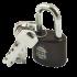 Навесной замок Tokoz RECORD 113/50 6 ключей