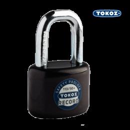Замок Tokoz RECORD 113/50 6 ключей