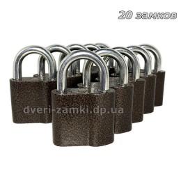 Набор замков под один ключ Тандем ВС1