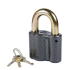 Набор замков под один ключ. 3 замка ВС2М1+6 ключей