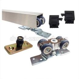 Раздвижная система EKF E-120101-01 до 80 кг